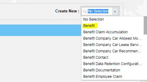 select benefit