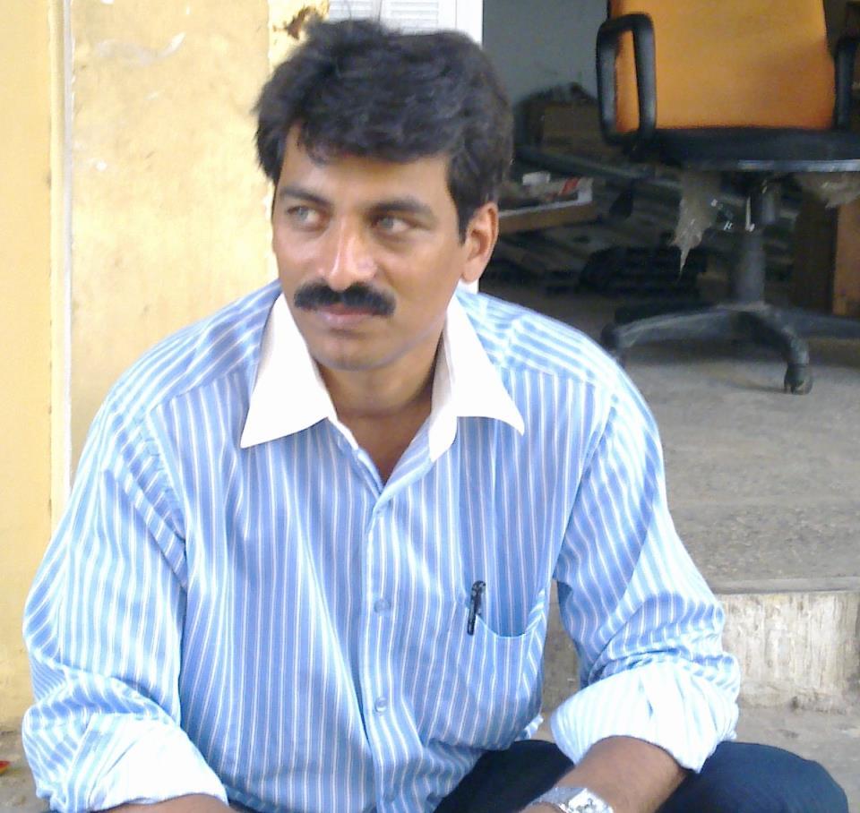 Sridhar Oruganti