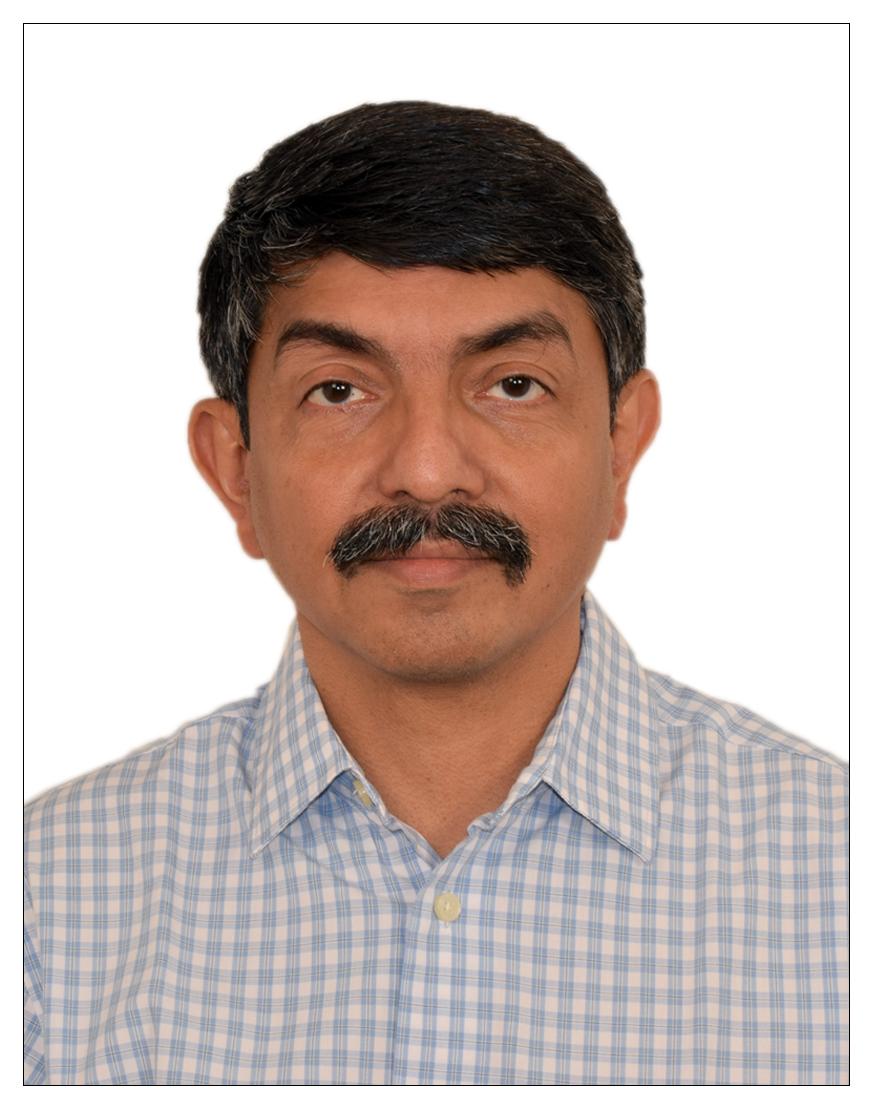 Yatin Dhareshwar